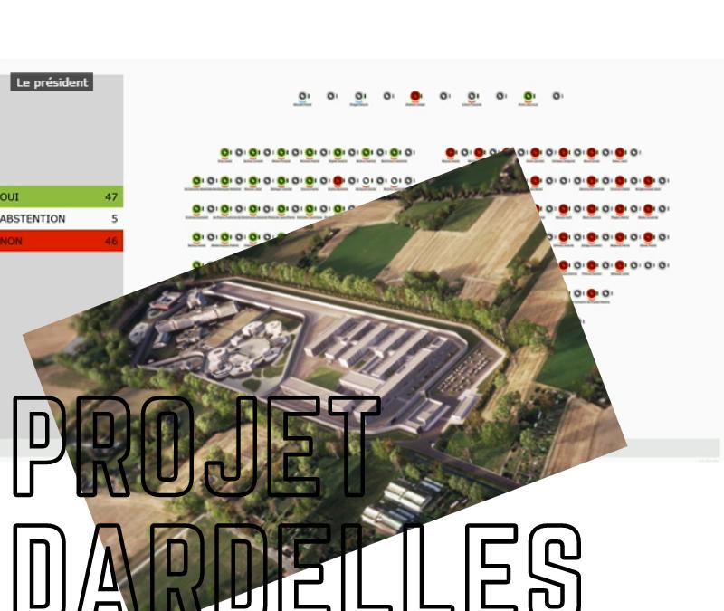Le Grand Conseil refuse les différents projets de loi liés au Dardelles.